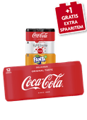 Coca Cola, of Fanta