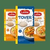 Lassie Tover- of Zilvervliesrijst
