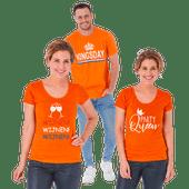 Koningsdag dames of heren T-shirt
