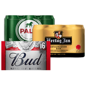 Hertog Jan, Bud of Palm pilsener of 0.0%