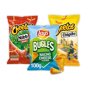 Lay's Bugles, Cheetos of Strong